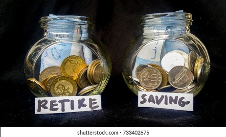 Succesfull person is the one who well planning his saving and retirement. Start save your money today.