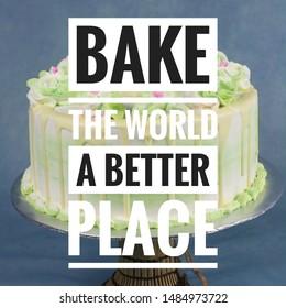 Baking Quotes Stock Photos, Images \u0026 Photography