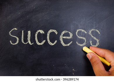success on blackboard and chalk