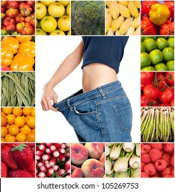 Successful and healthy diet composition