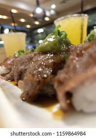 Suchi  food delicous  Arrangement of plates