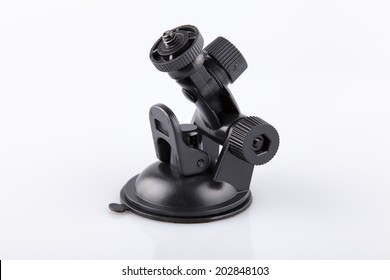 Suction cup mount for camera, gps