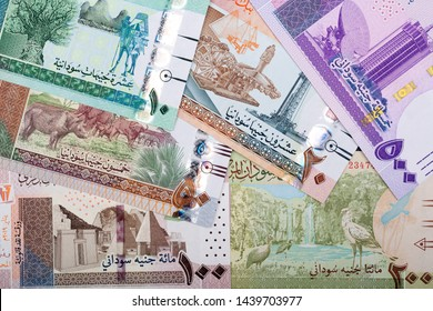 Sudanese pounds a business background