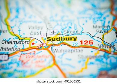 Sudbury, Canada.