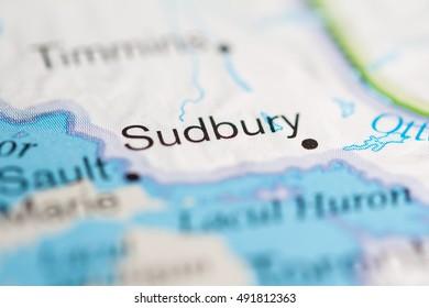 Sudbury. Canada.