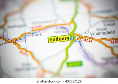 Sudbury. United Kingdom