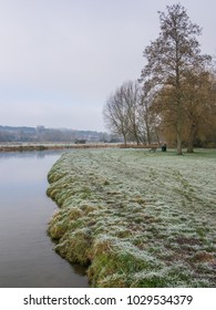 Sudbury Water Meadows in Winter