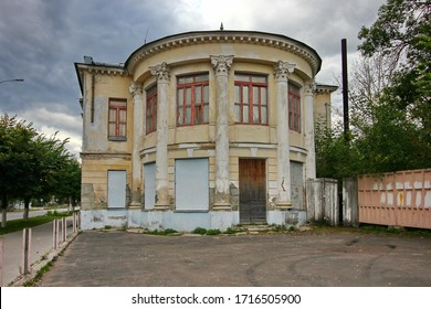 Sudogda, Vladimir region, Russia. September 17, 2017. House Of Yevgraf Golubev