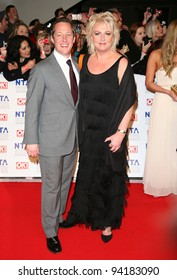 Sue Cleaver arriving for the National Television Awards, O2, London. 25/01/2012 Picture by: Alexandra Glen / Featureflash
