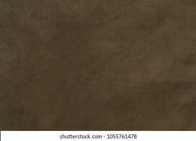 Suede green background texture