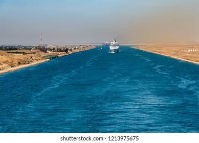 suez kanal egypt
