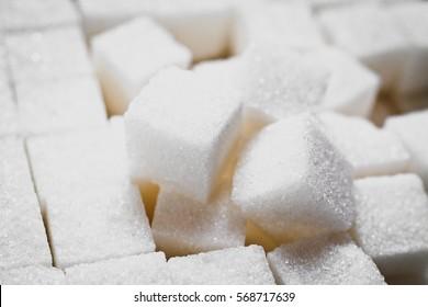 sugar cubes abstract