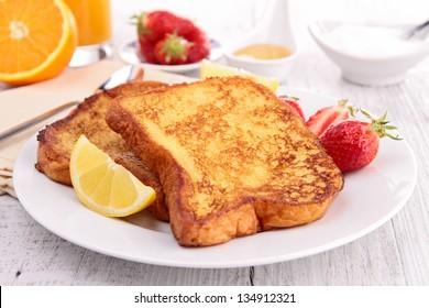 sugar french toast