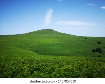Sugar Loaf Mountain is situated 2 miles north-west of Abergavenny in Monmouthshire, Wales. It is the southernmost of the summit peaks of the Black Mountains with a height of 596m.