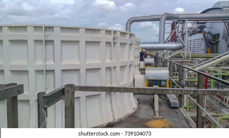 Sugar Mill Cooling Tower