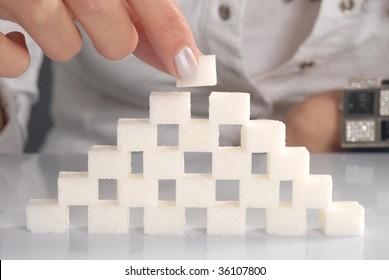 Sugar Pyramid