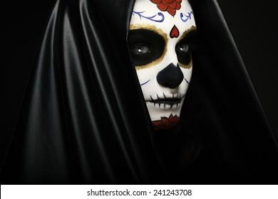 Sugar Skull headshot
