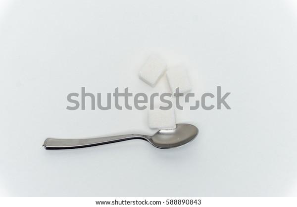 sugar spoon.