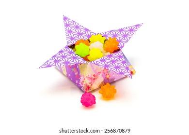 Sugar Stars / sweet Japanese candy