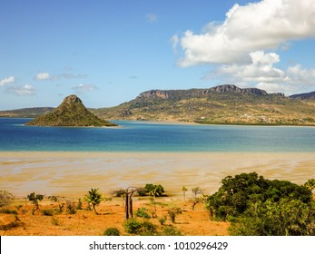 The sugarloaf of Antsiranana bay (Diego Suarez), northern Madagascar