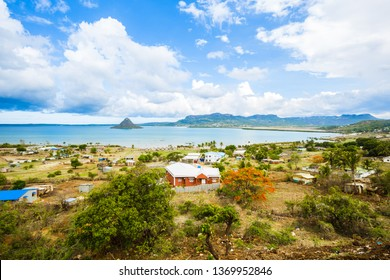 The sugarloaf of Antsiranana bay (Diego Suarez), northern Madagascar