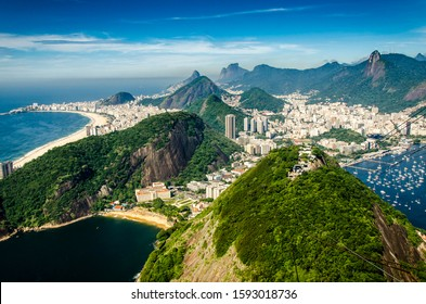 sugarloaf mountain rio de janeiro brasil