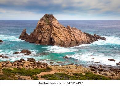 Sugarloaf rock, Yallingup - Western Australia