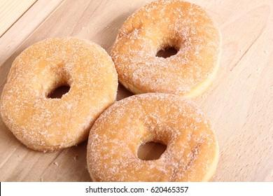 Sugary donut