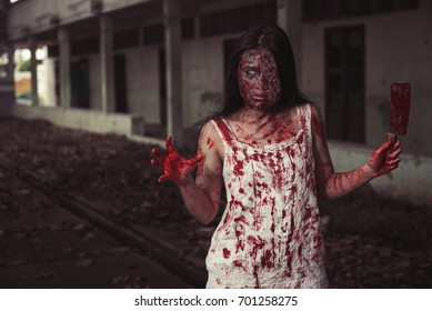 Suicidal girl in haunted school: ghost story