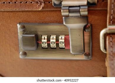 suitcase code