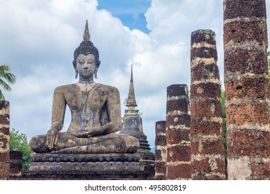 "The Sukhothai Historical Park covers the ruins of Sukhothai, literally ""Dawn of Happiness"", capital of the Sukhothai Kingdom in the 13th and 14th centuries, in what is now Northern Thailand"