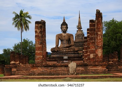 Sukhothai Historical Park, Sukhothai, Thailand