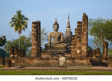 sukhothai histrical park