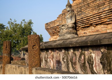 sukhothai histrical park