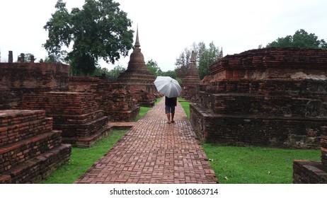 Sukhothai National Park Thailand