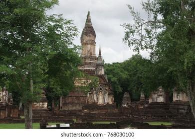 Sukhothai, thailand, sukhothai historical park