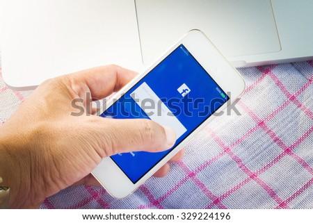 facebook login touch