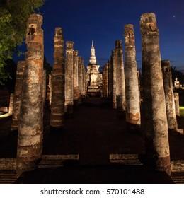 Sukhothai world heritage