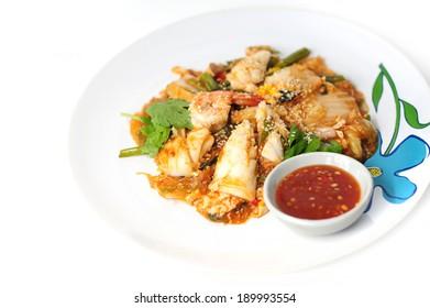 sukiyaki fried