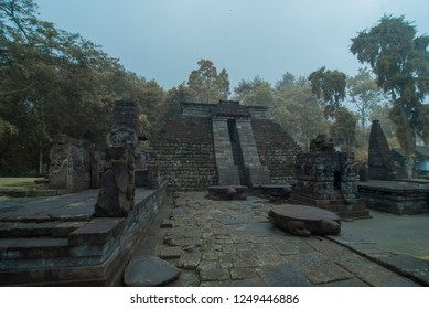 sukuh temple on central java indonesia