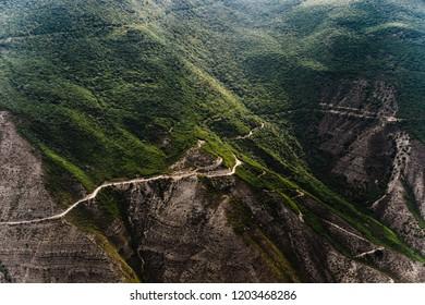 Sulak Canyon, Dagestan