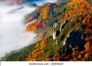 Sulovske vrchy, Slovakia
