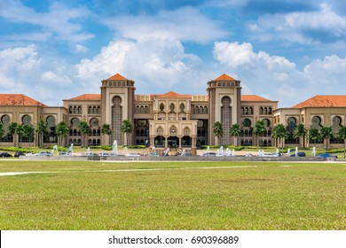 Sultan Iskandar Building,Kota Iskandar, Nusajaya, Johor. The new place for government administration of Johor. All the government offices were relocated to this new place