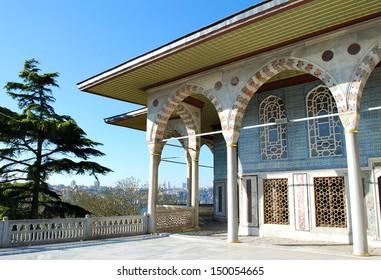Sultan Palace Terrace