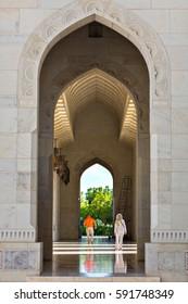 Sultan Qaboos Grand Mosque- Oman,Muscat 26-12-2012