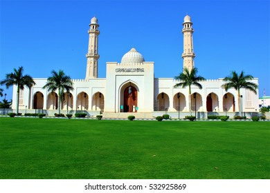 Sultan qaboos grand mosque salalah oman
