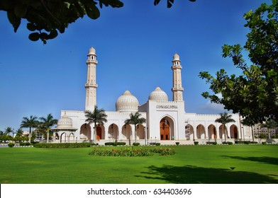 Sultan Qaboos grand mosque in Salalah, Oman