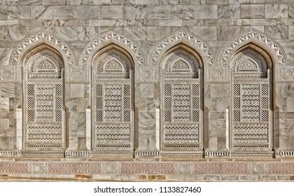 Sultan Qaboos Grand Mosque. Sultanate of