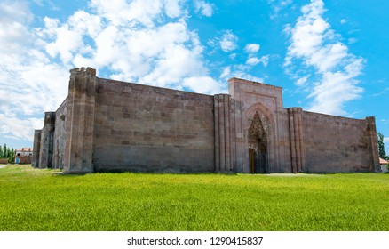 Sultanhani caravansary on the Silk Road - Kayseri, Turkey