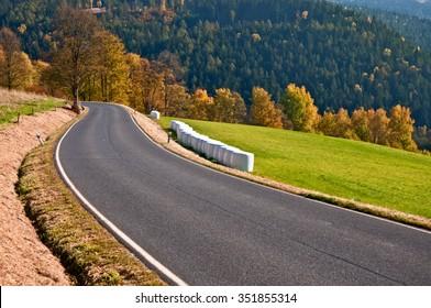 Sumava road